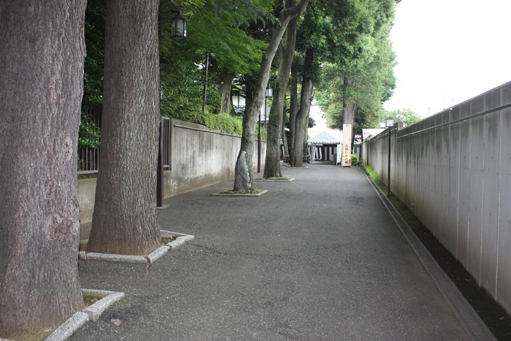 妙法寺 堀之内静堂02